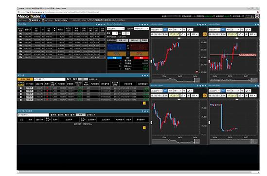 Monex Trader FX