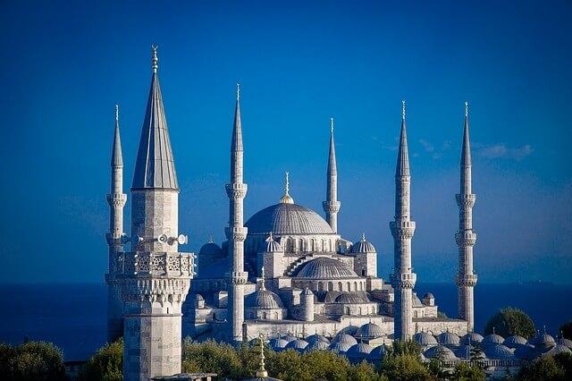 トルコ大聖堂