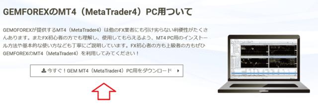 PC対応MT4版